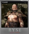 Ryse Son of Rome Foil 08