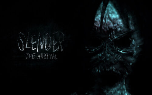 Slender The Arrival Artwork 1