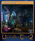 The Book of Unwritten Tales 2 Card 2