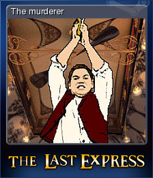 The Last Express Gold Edition Card 6