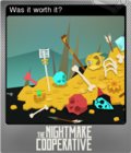The Nightmare Cooperative Foil 02