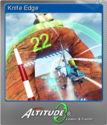 Altitude0 Lower & Faster Foil 3