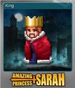 Amazing Princess Sarah Foil 03