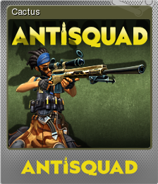 Antisquad Foil 2