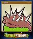 Battlepillars Gold Edition Card 08
