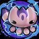 Blade Kitten Badge Foil