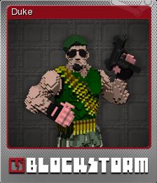 Blockstorm Foil 3