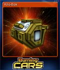 Burning Cars Card 6