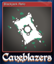 Caveblazers Card 10
