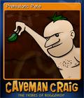 Caveman Craig Card 6