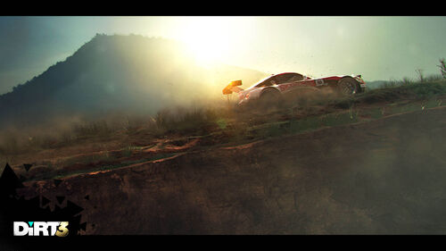 DiRT 3 Complete Edition Artwork 2