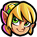 Dungeon Defenders II Emoticon dd2huntress