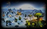 Etherium Background War Begins