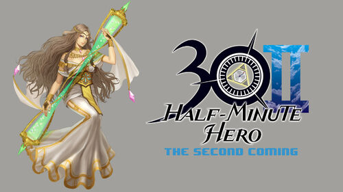 Half Minute Hero The Second Coming Artwork 4