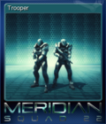Meridian Squad 22 Card 1