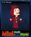 Mini's Magic World Card 5