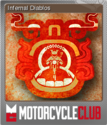 Motorcycle Club Foil 4