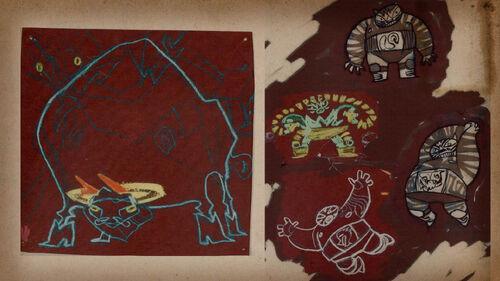 Psychonauts Artwork 1