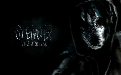 Slender The Arrival Artwork 3