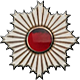 Supreme Ruler 1936 Badge 3