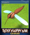 Teddy Floppy Ear Kayaking Card 5