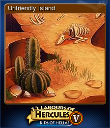 12 Labours of Hercules V Card 6