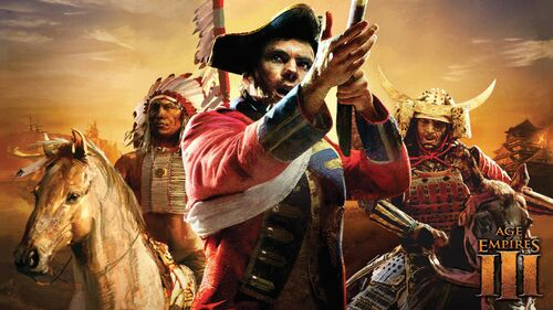 Age of Empires III Complete Collection Artwork 3