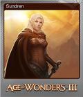 Age of Wonders III Foil 7