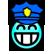 Break Into Zatwor Emoticon grinningpolice