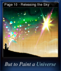 But to Paint a Universe Card 11