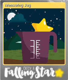 Catch a Falling Star Foil 1