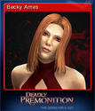 Deadly Premonition Directors Cut Card 5