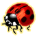Divinity Dragon Commander Emoticon ladybug