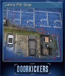 Door Kickers Card 5