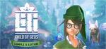 Lili Child of Geos Logo