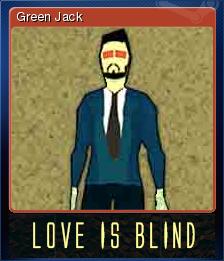 Love is Blind Mutants Card 2