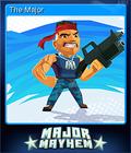 Major Mayhem Card 02