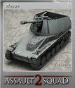 Men of War Assault Squad 2 Foil 02