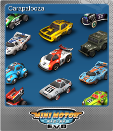 Mini Motor Racing EVO Foil 7