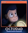 Octodad Dadliest Catch Card 4