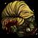 Pixel Puzzles UndeadZ Emoticon deadhead5