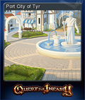 Quest for Infamy Card 7