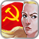 Red Comrades Save the Galaxy Reloaded Badge 4