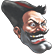 Red Comrades Save the Galaxy Reloaded Emoticon rckomdiv