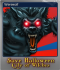 Save Halloween City of Witches Foil 04