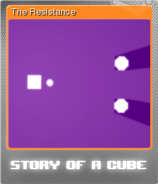 Story of a Cube Foil 5