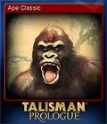 Talisman Prologue Card 1