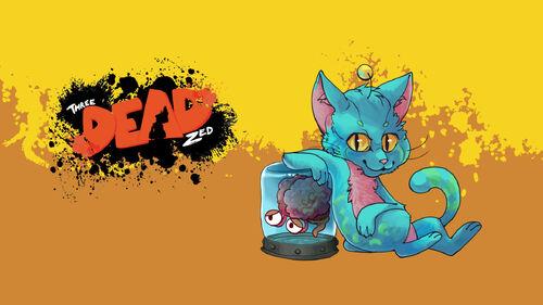 Three Dead Zed Artwork 4