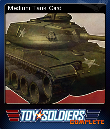 Toy Soldiers Complete Card 09