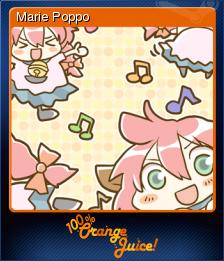 100% Orange Juice Card 4